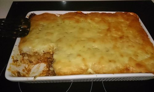 Home cooks are now making hash brown lasagne in the latest food trend