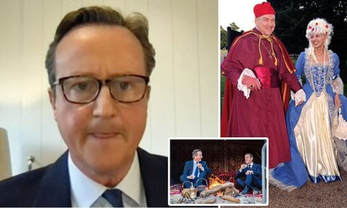David Cameron's TV humiliation is analysed by BARBARA AMIEL