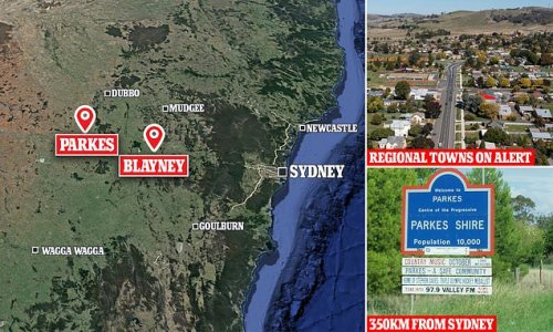 Covid-infected Truck driver delivered pet food to regional NSW