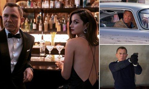 BRIAN VINER's four-star take on Daniel Craig's James Bond swansong