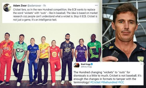 Fans slate 'ridiculous' plans to 'Americanise' cricket in The Hundred