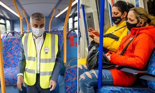 Masks set to stay on Tubes and buses after July 19