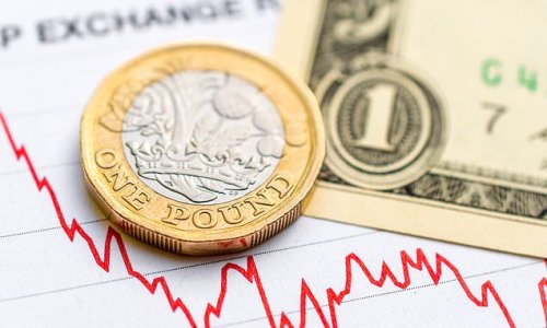 Pound hits highest level in almost three years amid vaccine optimism