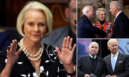 Cindy McCain set to become Biden's first Republican appointee