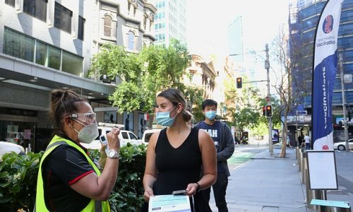 Victoria reports MORE Covid cases than NSW for first time since Delta