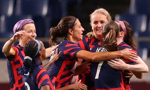 USA women score 7 but have 4 disallowed in 6-1 win over New Zealand