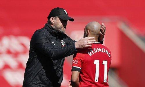 Southampton boss Hassenhuttl 'never asked' for Redmond wonder-goal