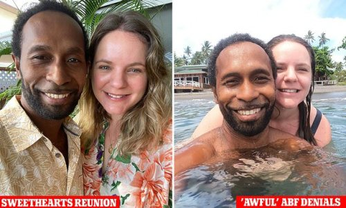Australian woman moves to island after fiance denied entry 17 times