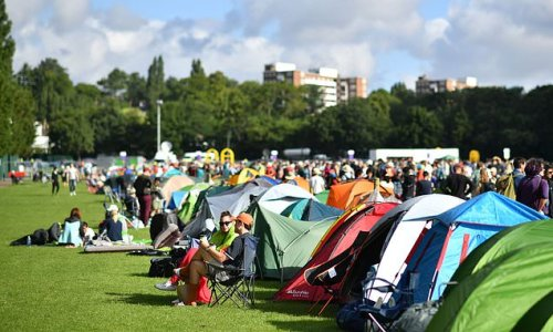 Wimbledon's famous Queue will make a comeback in 2022