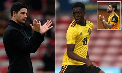 Arsenal 'tracking Anderlecht star Albert Sambi Lokonga'