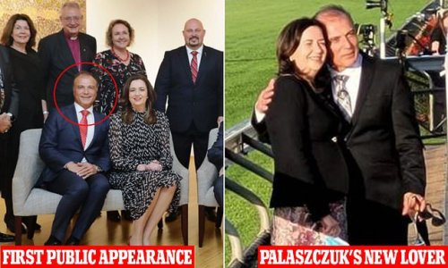 Annastacia Palaszczuk steps out with her lap-band surgeon lover