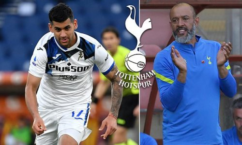 Tottenham 'agree £43m deal plus £4m in bonuses for Cristian Romero'