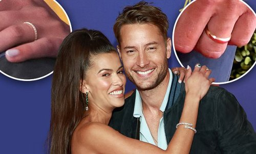Justin Hartley and Sofia Pernas 'recently got married'