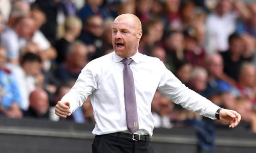 Sean Dyche confused after Burnley were denied a match-saving penalty