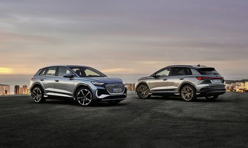 Audi launches the Q4 e-tron - its 'affordable' electric family SUV