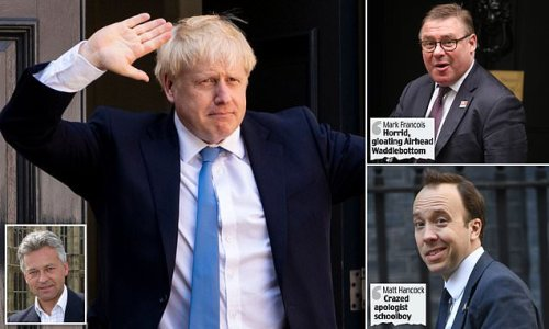 ALAN DUNCAN gives his withering take on Boris Johnson's new reign
