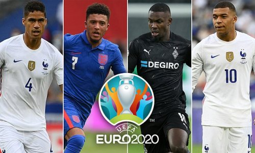 Eight Euro 2020 stars who could be at your club this summer