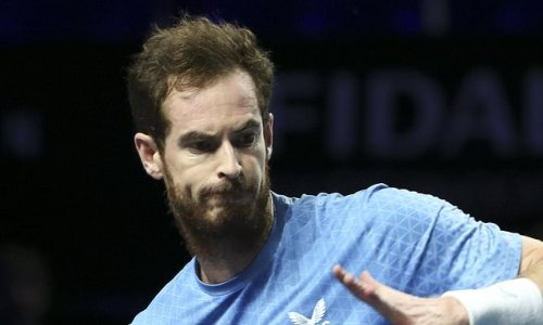 Andy Murray beaten by top seed Hubert Hurkacz at the Moselle Open
