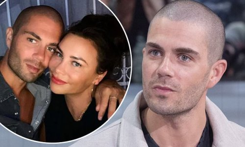Max George praises Stacey Giggs for her support amid his depression