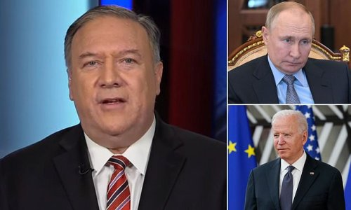 Pompeo warns Putin will make short work of Biden at Geneva showdown