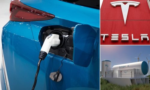 Blue hydrogen could give electric cars better range than a Tesla