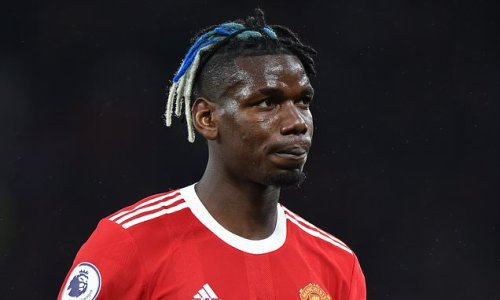 Paul Scholes says Paul Pogba should NEVER play for Man United again
