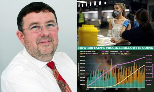 Britons might need Covid boosters for next 10 years, says health chief