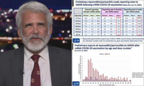 mRNA inventor says young adults shouldn't have to get COVID vaccine