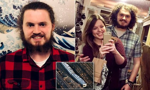 PICTURED: One of 3 people killed when Amtrak train derailed in Montana