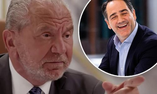 Wippa reveals how much time contestants really spend with Lord Sugar