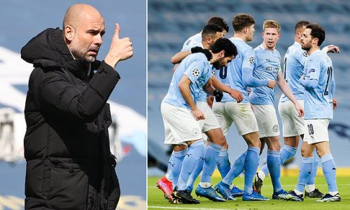 £2bn cost of Pep's quadruple bid - City have most expensive squad ever