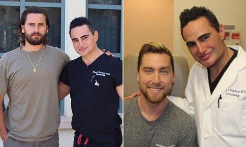 Celebrity dermatologist Dr. Alex Khadavi is arrested for threats