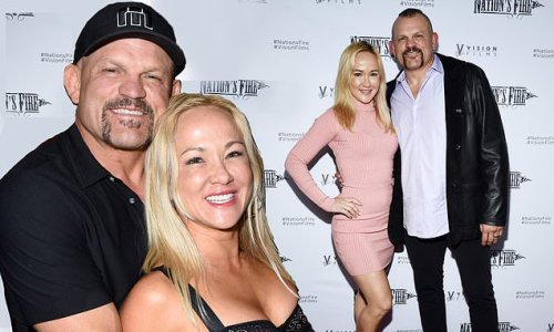 Chuck Liddell files for divorce from his wife of 10 years after arrest
