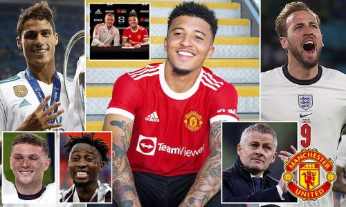 Man United must focus on defence and midfield buys after Sancho
