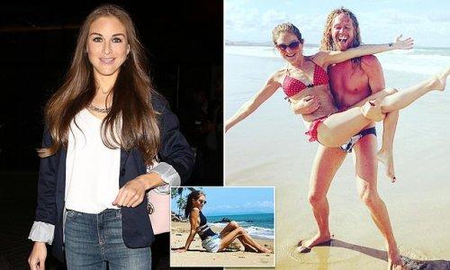 Tragic TV star Nikki Grahame cherished her last holiday in Australia