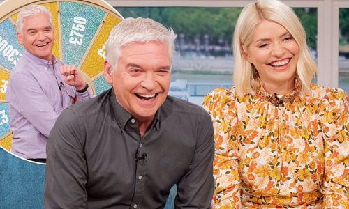 Phillip Schofield reveals Holly Willoughby got him hooked on crystals