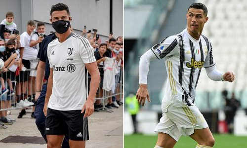 Ronaldo returns to Juventus amid rumours he could leave this summer