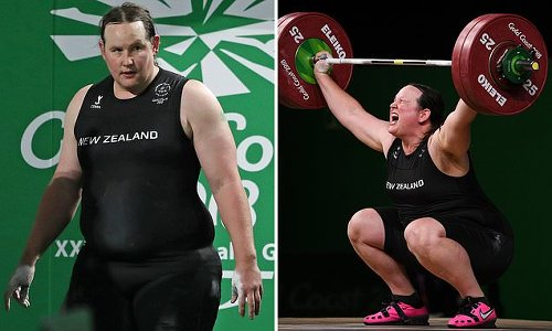 Laurel Hubbard to be the first transgender to compete at the Olympics