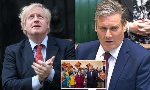 Keir Starmer hints at 'rainbow alliance'' to fight the Tories