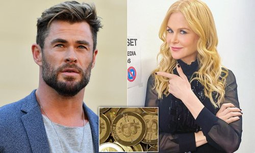 Scammers are using celebs like Chris Hemsworth to steal thousands