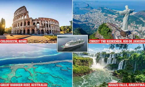 Royal Caribbean announces 'the ultimate world cruise'