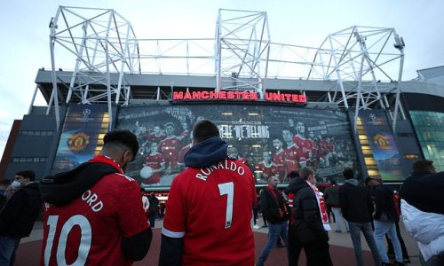 Man United in discussions over the major redevelopment of Old Trafford