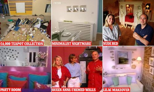 Changing Rooms: Most memorable moments revealed