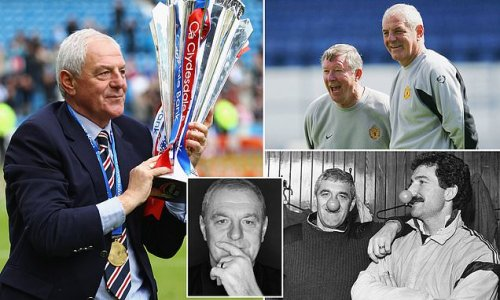 Former Rangers and Scotland boss Walter Smith passes away age 73