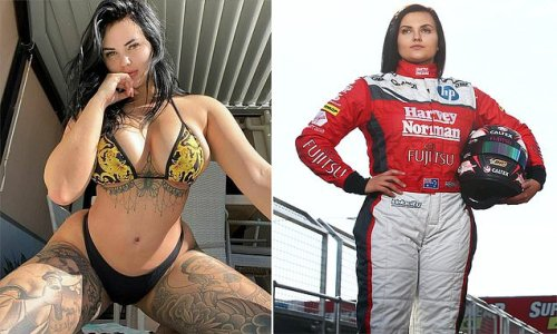 Adult star Renee Gracie's scathing response to Supercars officials