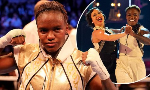 'I tore my pupil in two places': Nicola Adams details her eye injury