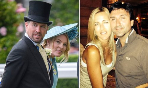 Peter Phillips' ex-wife finds love with Irish property tycoon