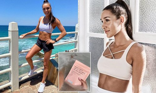 Fitness queen Kayla Itsines reveals four beauty products she swears by