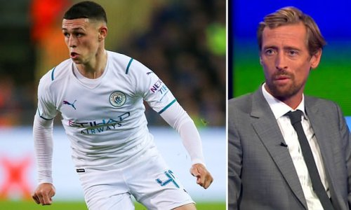 Crouch describes Foden as a 'pleasure to watch' after Man City win