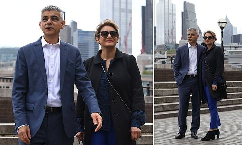Sadiq Khan launches £7million 'Let's Do London' campaign
